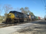 CSX manifest
